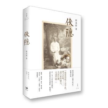 侠隐-(姜文电影《邪不压正》原著小说